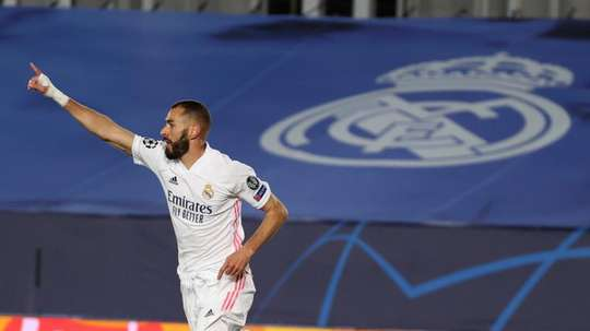 Benzema is back. EFE