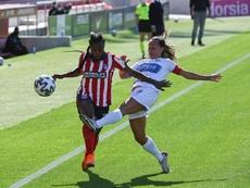 El Atleti goleó al Dépor 1-8. EFE