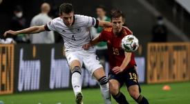 La debacle de La Cartuja tendrá consecuencias en la Selección Alemana. EFE
