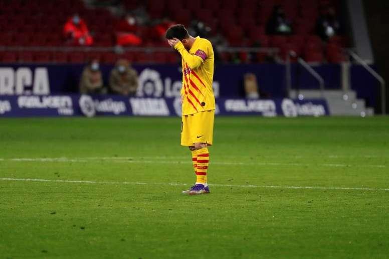El Barça se enfrenta a la Real Sociedad en la semifinal de la Supercopa. EFE
