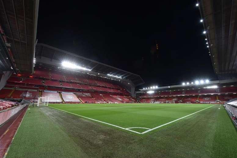 Fans will return in England. EFE