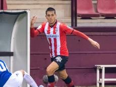 Leo Ruiz apunta muy alto en la Selección de Colombia. EFE/Abel Alonso