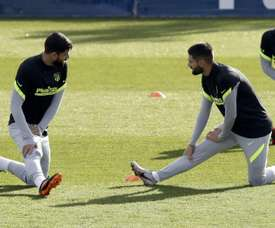 Atletico will not have much time to prepare. EFE