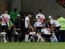 Vasco visitará a Defensa y Justicia sin técnico y medio equipo por COVID-19. EFE/Antonio Lacerda