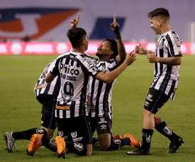 Contra tudo e contra todos, o Santos vence em Quito! EFE