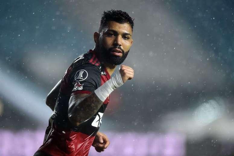 Do que o Flamengo precisa para se classificar às quartas de final da Libertadores 2020?. AFP