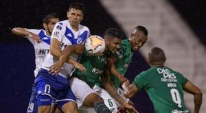 Vélez goleó a Deportivo Cali. EFE