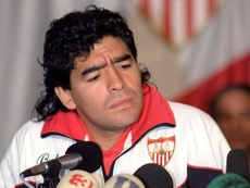 Brasil se suma al luto por Maradona. EFE/Archivo