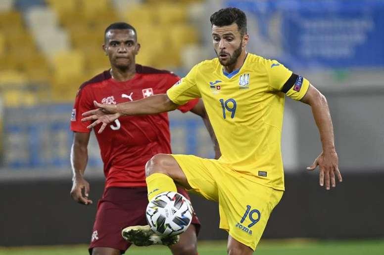 El Suiza-Ucrania no se jugó. EFE