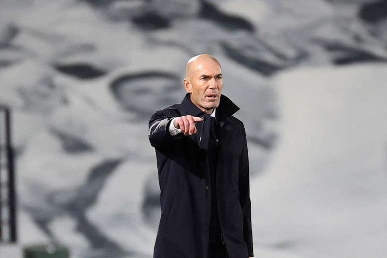 El vestuario del Madrid tiene fe ciega en su líder. EFE