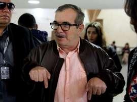 El FARC elogió a Maradona tras su fallecimiento. EFE/Archivo