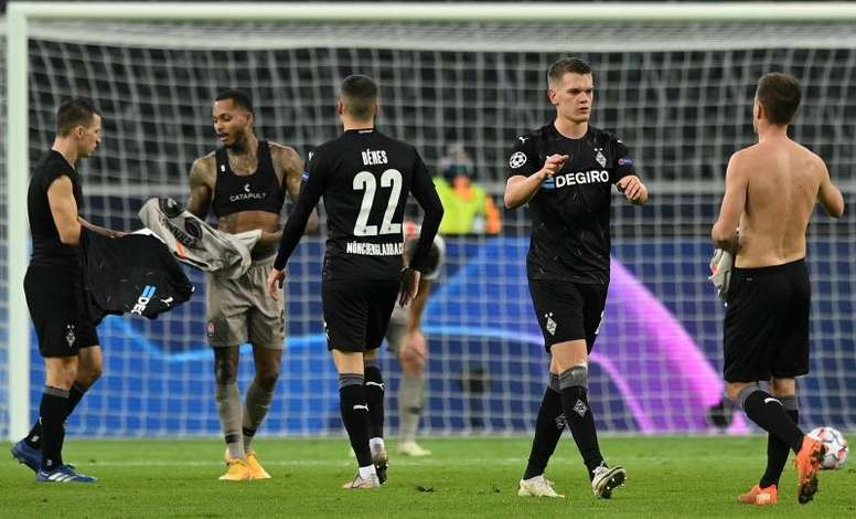 Mönchengladbach se rapproche des huitièmes. EFE