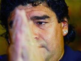 El argentino falleció víctima de un paro cardíaco. EFE/EPA