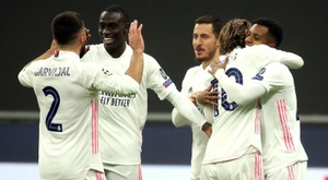 Real Madrid have had an uncertain start to the season. EFE