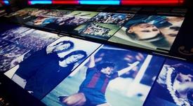 El fútbol llora la pérdida de Maradona. EFE