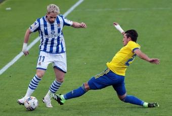 La Real Sociedad espera que Adnan Januzaj amplíe contrato. EFE