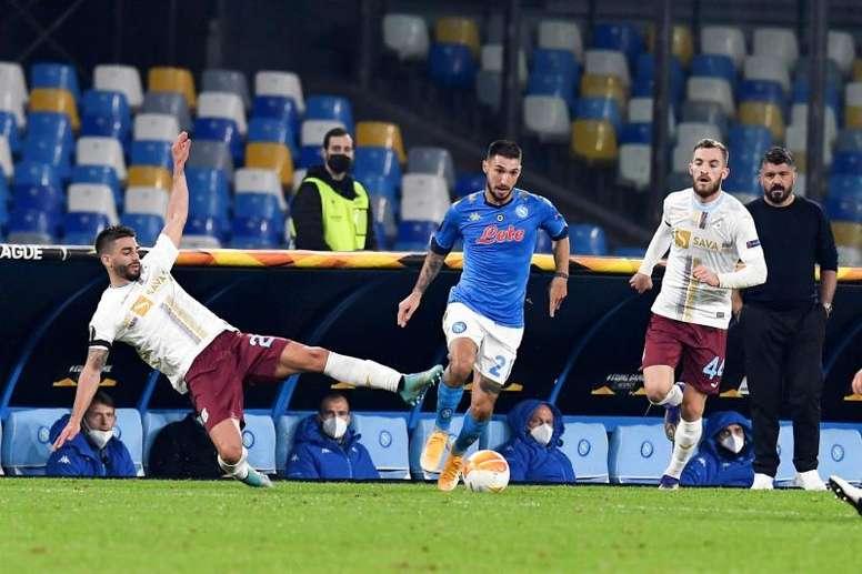 Rijeka lose another three players to coronavirus. EFE
