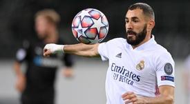 La lista dei convocati del Real Madrid. EFE
