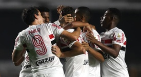 Sao Paulo e Inter jugarán ante Bahía y Atlético Goianiense. EFE/Fernando Bizerra