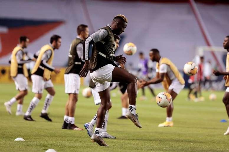 Emelec, Liga y Guayaquil mantienen el pulso. EFE