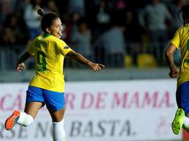Brasil, sin Marta, golea a Ecuador. EFE