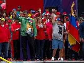 Maradona, el Che Guevara del deporte. EFE/Archivo