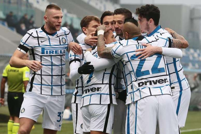 L'Inter vince al Mapei. EFE