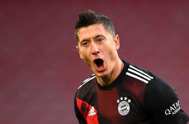 El Bayern no falla en Alemania. EFE