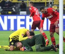 Cologne s'impose au Signal Iduna Park. EFE