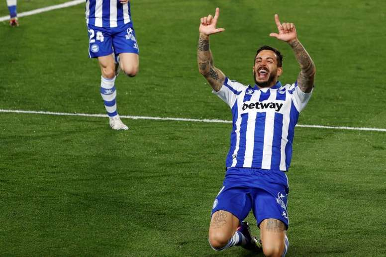 L'Alaves supera il Real Madrid. EFE