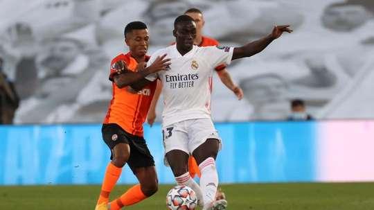 Antonio analysed Rodrigo and Vinicius. EFE