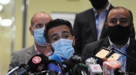 La Fiscalía investiga si hubo mala praxis en la muerte de Maradona. EFE/Archivo