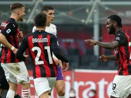 Milan leader solide même sans Ibrahimovic. EFE