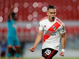 Sigue el directo de la jornada del martes de la Copa Libertadores. EFE