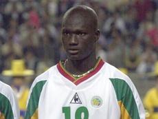 Fallece el autor del primer gol de Senegal en un Mundial. EFE