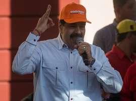 Venezuela homenajeará a Maradona en todas sus plazas. EFE