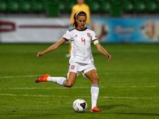 España goleó por un brutal 10-0 a Moldavia. EFE