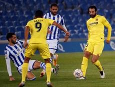 Dos lesiones más en el Villarreal. EFE