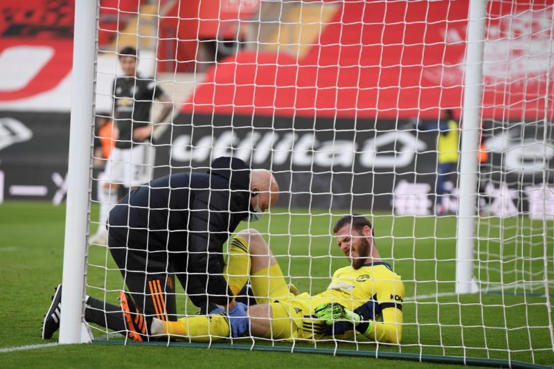 FR - Manchester United: Pogba et Martial sont absents de Southampton