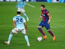 Morales ya es el tercer futbolista con más partidos en el Levante. EFE/Archivo