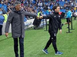 Real Sociedad y Villarreal empataron 1-1. EFE