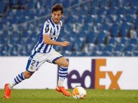 Alguacil podría recuperar al español para la Europa League. EFE