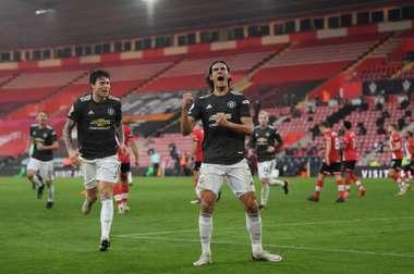 Le formazioni ufficiali di Manchester United-PSG. EFE