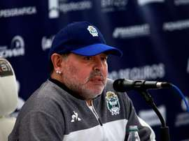 Ana Maradona has come out to deny some reports. EFE