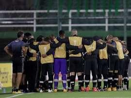 Ceará pisotea a Vasco y Fluminense se queda a cero. EFE/Archivo