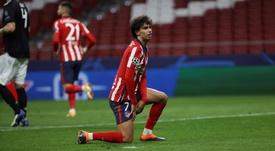 El Atlético dejaría de ingresar un buen pellizco si cae en Champions. EFE