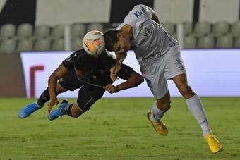 Lucas Veríssimo est revenu sur ses débuts dans le foot. EFE