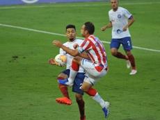 Bahía sobrevive en Argentina y estará en cuartos de final. EFE