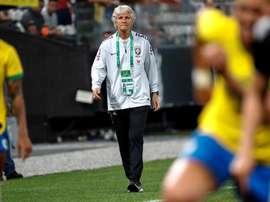 Brasil se exhibe ante Ecuador. EFE/Archivo