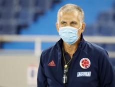 Las goleadas sufridas hicieron que Colombia tomara la opción de destituir a Queiroz. EFE